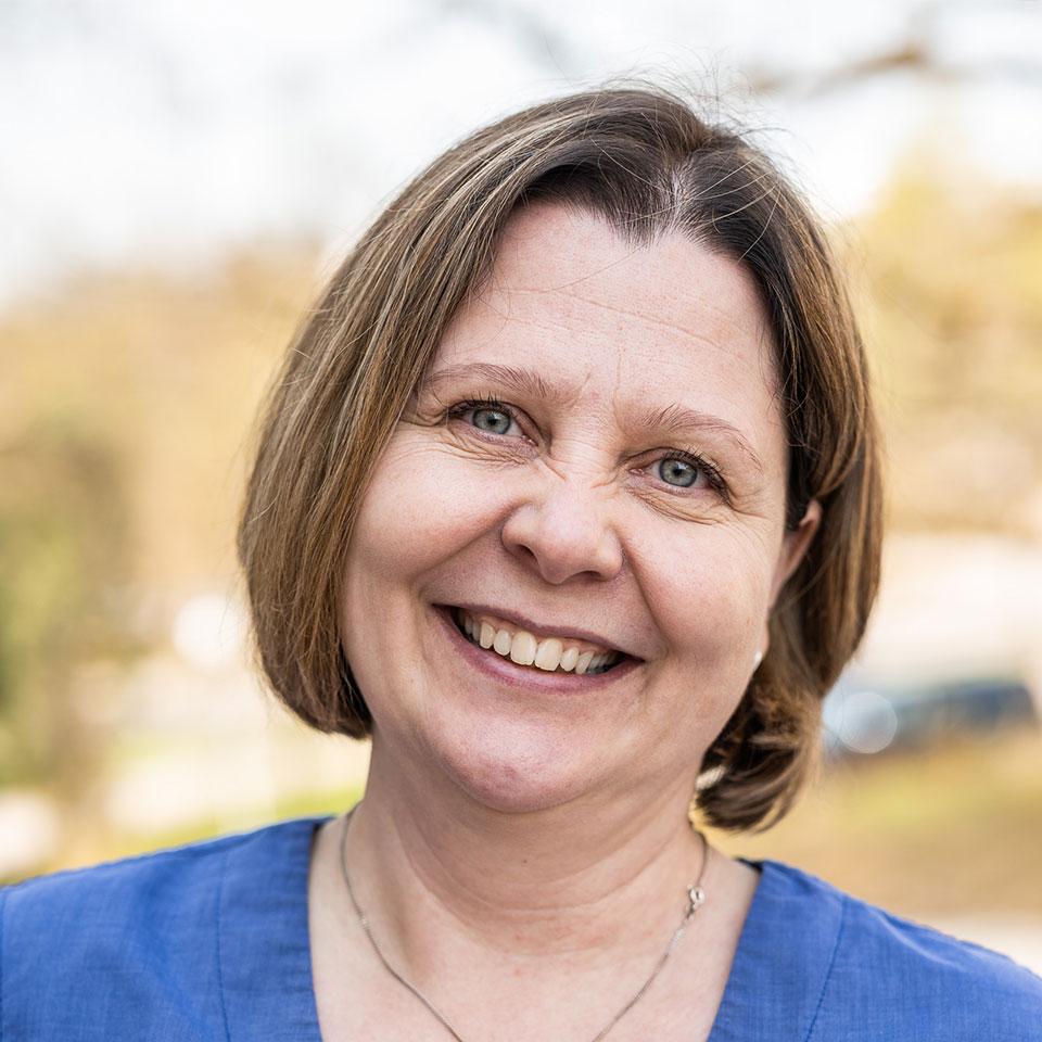 Pieneläinhoitaja Marika Eväkoski